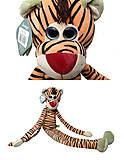 Плюшевая игрушка «Тигрик Сафари», К425С, отзывы