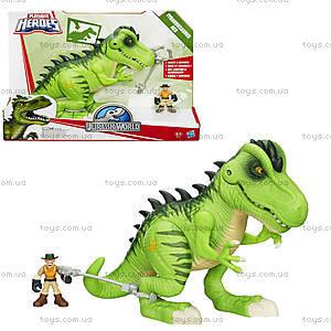 Игрушечный тиранозавр Рекс серии «Мир Юрского Периода», B0537, купить