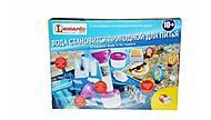 Обучающая игра для школьников Leonardo «Очистка воды», U36783, отзывы