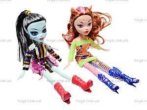 Уценка Детская кукла «Монстер Хай», M12388, детские игрушки