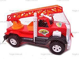 Уценка Детская пожарная машина, 004, купить