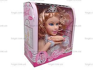 Уценка Голова куклы Jinni, для причесок, 83127