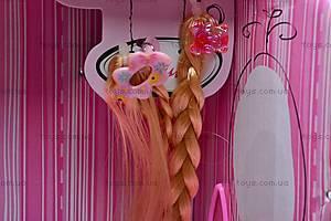 Уценка Голова куклы Jinni, для причесок, 83127, магазин игрушек