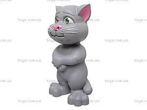 Уценка Говорящий «Кот Том» детский, 392-A, детские игрушки