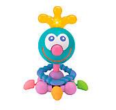 УЦЕНКА Іграшка-брязкальце «Восьминіг», 8600, купити