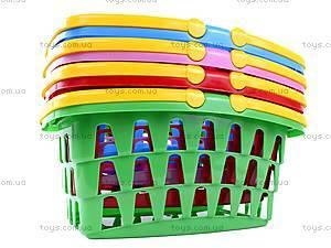 Уценка Корзина для продуктов, 3053, іграшки