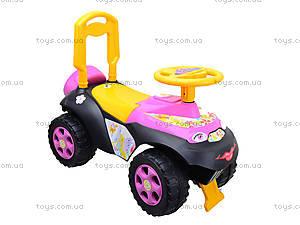 Уценка Машинка-каталка детская «Автошка», 01311707, фото