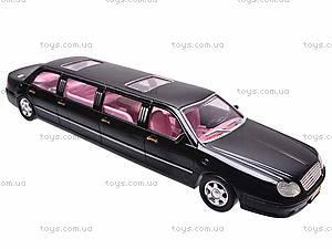 Уценка Машинка инерционная «Лимузин», MY66-117, игрушки