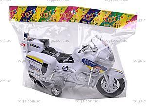 Уценка Мотоцикл инерционный, детский, HR688-1, купить