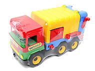 Уценка Мусоровоз Middle truck, 39224, игрушки