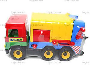 Уценка Мусоровоз Middle truck, 39224, купить