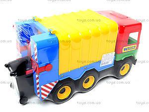 Уценка Мусоровоз Middle truck, 39224, фото