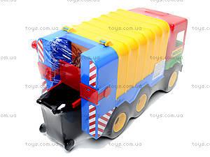 Уценка Мусоровоз Middle truck, 39224, цена