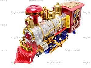 Уценка Музыкальная игрушка «Сказочный поезд», 0626, магазин игрушек