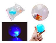 Уценка Мяч-попрыгунчик для детей со светом, BT-JB-0008, опт
