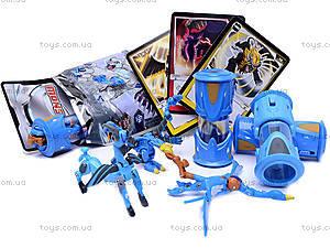 Набор героев из аниме-сериала «Monsuno», ZS825-1, іграшки