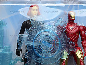Уценка Набор игровых фигурок «Супергерои», 200729, цена