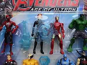 Уценка Набор игровых фигурок «Супергерои», 200729, игрушки