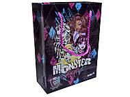 УЦЕНКА! Пакет подарочный Monster High, MH14-204K, детский