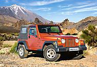 УЦЕНКА Пазл на 1000 деталей «Jeep Wrangler», С-102587, опт