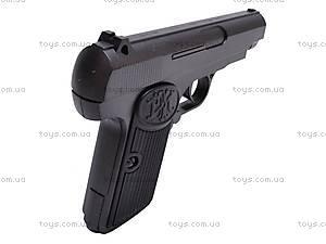Уценка Пистолет металлический, ZM06, фото