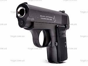 Уценка Пистолет с пульками в коробке, ZM03A, фото