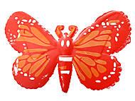 УЦЕНКА Резиновая игрушка «Бабочка большая», PR618, игрушки