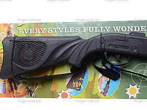Уценка Ружье механическое игрушечное, R3231, купить