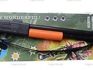 Уценка Ружье механическое игрушечное, R3231, фото