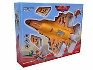 УЦЕНКА!!! Самолет «Летачки» музыкальный, 519, игрушка