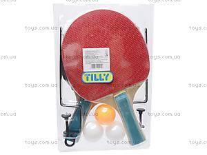 Уценка Теннисные ракетки с мячами, BT-PPS-0021, фото