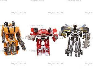 Уценка Трансформер-робот в наборе, D622-E78, детские игрушки