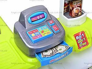 Уценка Игровой набор «Супермаркет», с тачкой, 668B, игрушки