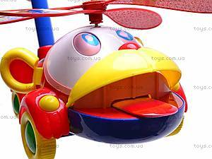 Уценка Игрушка - каталка «Вертолет», 344, игрушки