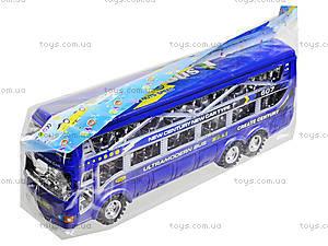 Уценка Инерционный автобус для детей, 425-5, фото