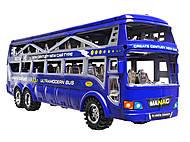 Уценка Инерционный автобус для детей, 425-5, детский