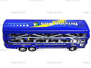 Уценка Инерционный автобус для детей, 425-5, детские игрушки