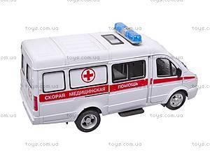 Уценка Инерционный микроавтобус «Скорая помощь», 9098-C, цена
