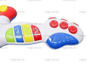 Уценка Интерактивная гитара, WD3646, игрушки