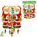 Украшение новогоднее «Дед Мороз», C30218