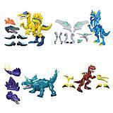 Улучшенные разборные фигурки «Динозавр Мира Юрского Периода», B1197, фото