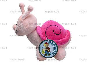 Мягкая игрушечная улитка, MT2-4292, купить