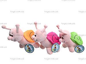 Мягкая игрушечная улитка, MT2-4292, отзывы