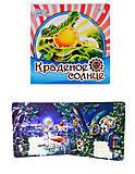 Сказка на русском «Краденое солнце», М653007Р, фото