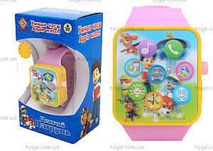 Детская игрушка «Умные часы», JD-1002A