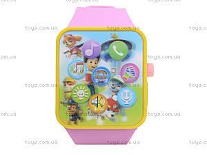Детская игрушка «Умные часы», JD-1002A, игрушки