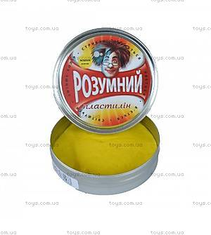Умный пластилин «Желтый», ti15006