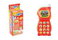 Умный телефон с проектором, 2278A, игрушки