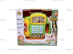 Умный телефон «У тетушки Совы», EH80002R, купить