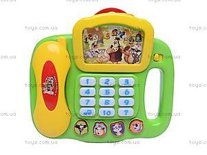 Умный телефон «У тетушки Совы», EH80002R